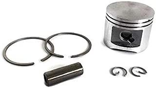 ITACO Piston Kit Ring Set Pin Clip fit STIHL 025 MS250 MS 250 (42MM) Kolben Chainsaw 1123-030-2002