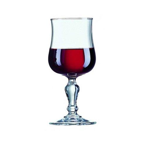Lot de 48 Verres à vin de la Normandie Arcoroc modèle de 16,5 cl