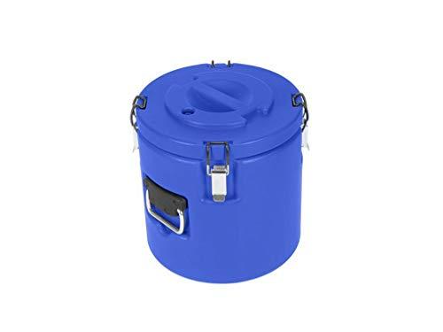 ONPIRA Thermotransportbehälter Kunststoff mit Edelstahl Einsatz und Druckausgleichsventil 4-47,5 Liter zum auswählen (4 Liter)