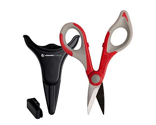 Tijera Fibra Optica  marca Jonard Tools