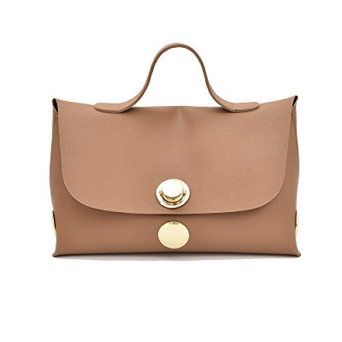 SONGXZ 2020 Sommer Neue Handtasche Pu Ledermode Einfache Frauentasche Große Kapazität Damenhandtasche