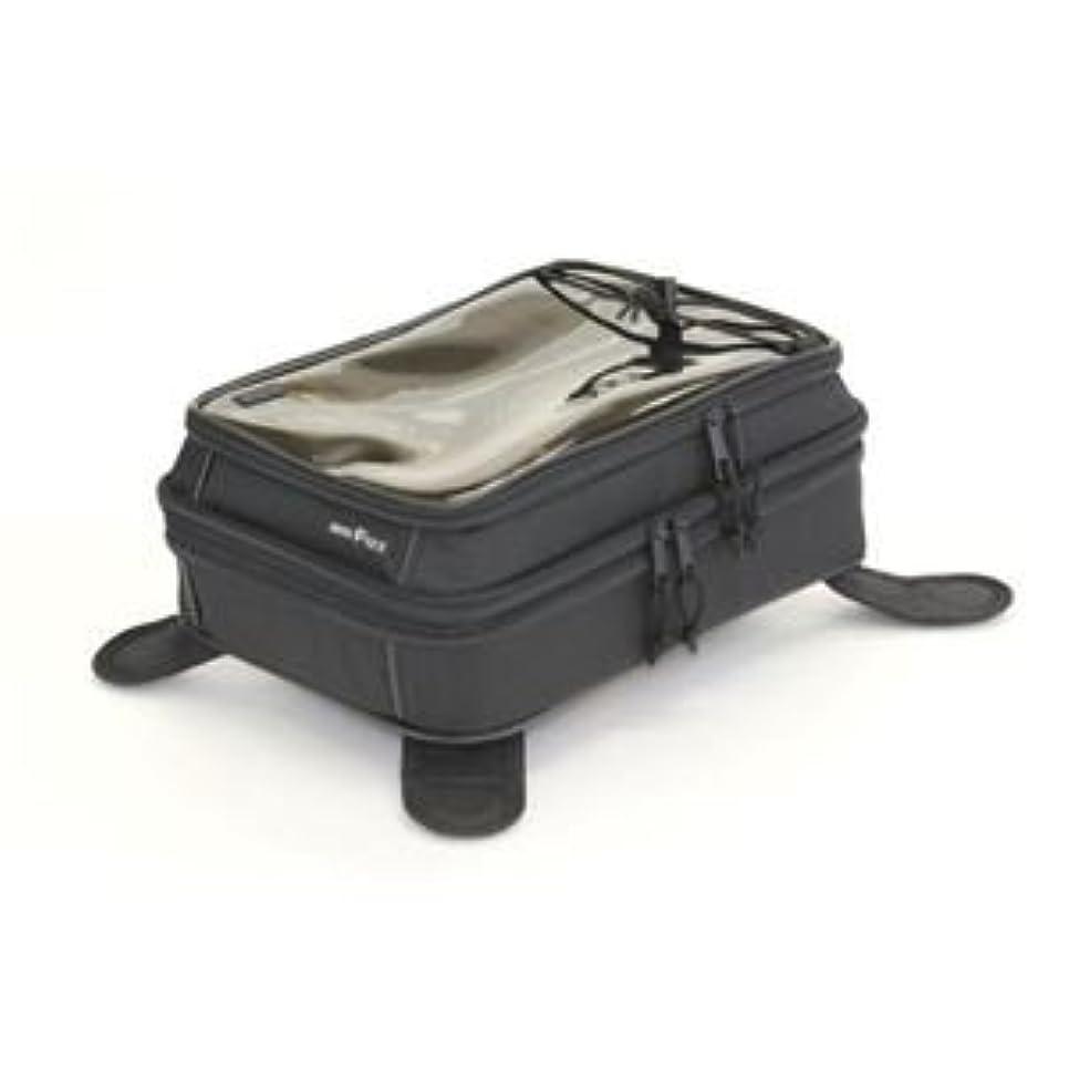 スキムバックグラウンドクロニクルタナックス(TANAX) MFK-178 スマートタンクバッグ L ブラック [簡易パッケージ品]