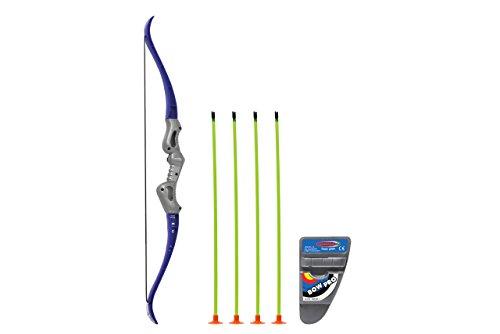 Jamara- Set Flechas y Arco Bow Pro (460304)