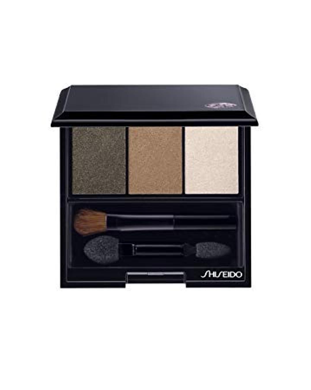 動被害者見捨てる資生堂 ルミナイジング サテン アイカラー トリオ BR307(Shiseido Luminizing Satin Eye Color Trio BR307) [並行輸入品]