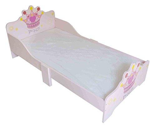 Kiddi Style Cama Infantil Madera de Princesas - Madera - para niños