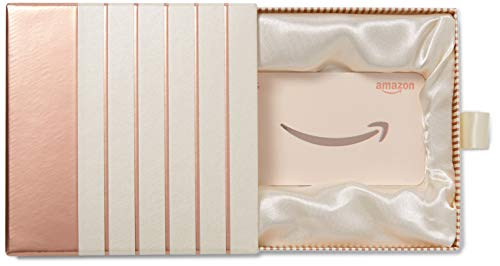 Amazon.ca Gift Card for Any Amount in Rose Gold Box