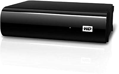 Western Digital WD 2 TB My Book AV-TV, Black