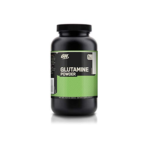 Optimum Nutrition L-Glutamine Muscle Recovery Powder, 300 Gram