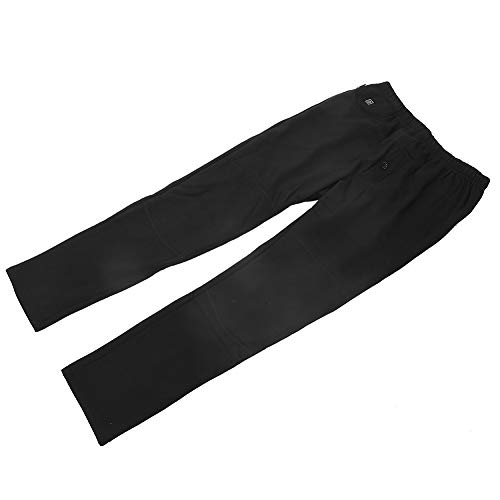Pantalón calefactor térmico Pantalón calefactor Durable Práctico para el cuidado de la salud para proteger el cuerpo(2XL)