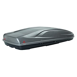 G3 g322305 All-Time 480 Roof Box, 390 Litres (Dark Grey) 7