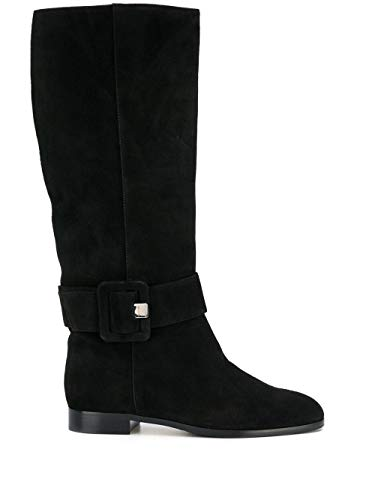 Sergio Rossi Luxury Fashion Femme A85870MCAZ011000 Noir Bottes | Automne_Hiver