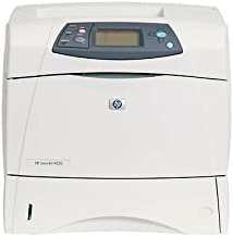 HP LaserJet 4250N 4250 Q5401A Laser Printer with Three Months Warranty(Renewed)