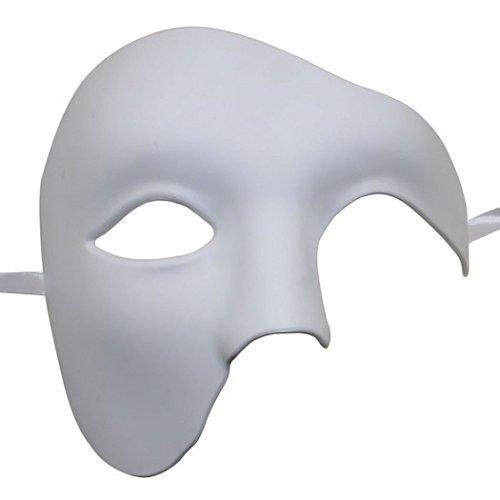 Kapmore Mascara Fantasma de la Opera Masquerade Máscara