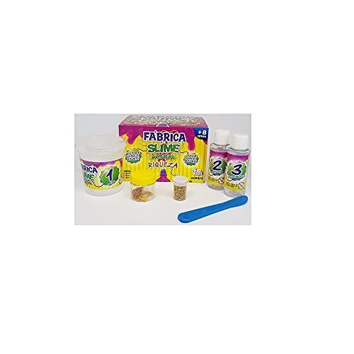 Kit Para Fazer Slime Da Acrilex Kimeleca Riqueza, Acrilex