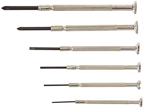 Best Way Tools 60120 6PC Precision Screwdriver Set