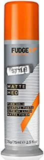 Fudge MATTE HED 9 Texture past with and extra matte finish 75g