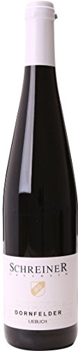 Weingut Schreiner Dornfelder Rotwein lieblich 0,75 Liter