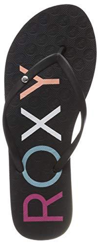 Roxy Damen Sandy Sport Sandalen, Mehrfarbig (Black Multi Bk5), 40 EU