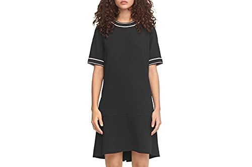 rag & bone Women's Thatch Dress, Black, XX-Small