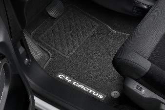 Citroën - Alfombra de aguja, C4 Cactus AV y AR