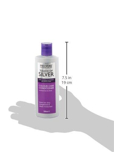 Pro:voke Touch of Silver Silver Nourish Conditioner (200ml)