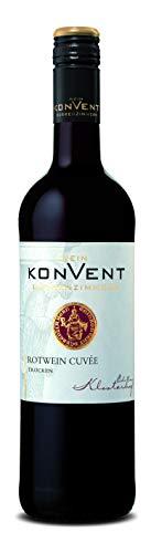 Württemberger Wein KLOSTERHOF Rotwein Cuvée QW trocken (1 x 0.75 l)