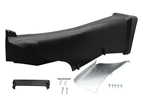 SECURA Auswurfrohr Rohr kompatibel mit Mountfield RM25 Rasentraktor