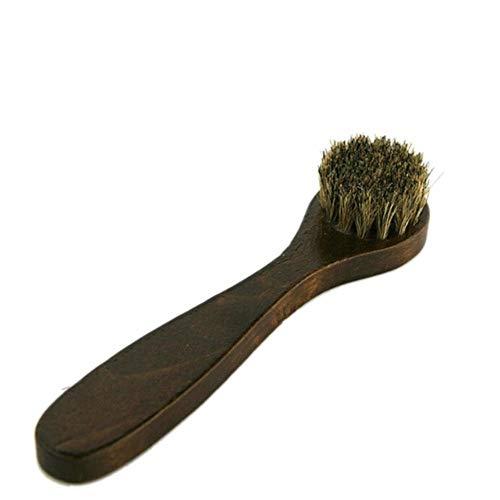 NO BRAND 1 unid de madera mango largo caballo de pelo de...