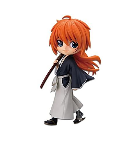 Banpresto Rurouni Kenshin-MEIJI Swordsman Romantic Story- Q posket-Kenshin Himura-(ver.B)
