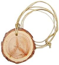 """Siberian Cedar Pendant with Bark - Ringing Cedars of Russia Kin Domain's Gold Collection Crafted in Kin Domain """"Sunny Meadow"""", Siberia, Russia by Kin's Domain Residents."""