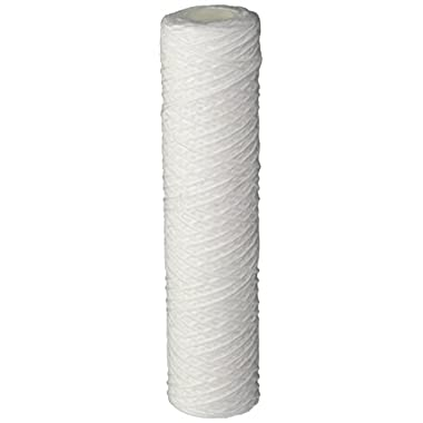 Pentek CW-MF String-Wound Polypropylene Filter Cartridge, 9-7/8  x 2-1/4 , 30 Micron