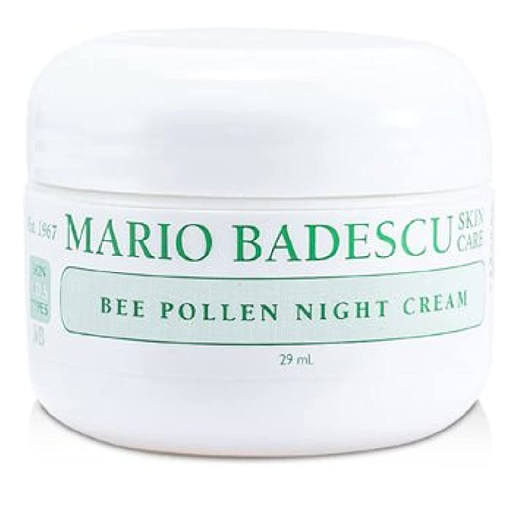 結婚可動クリップ[Mario Badescu] Bee Pollen Night Cream 29ml/1oz