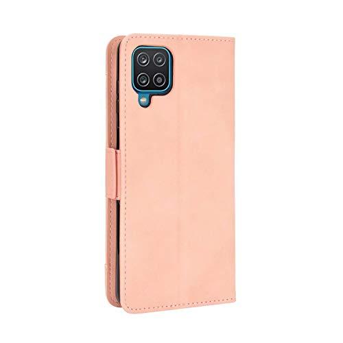 SOUFU Funda para Samsung Galaxy S21 Plus Funda,PU Cuero Flip Fundas Móvil de Tapa Libro con Effetto anticollisione e Anti para Samsung Galaxy S21 Plus Funda-Rosa