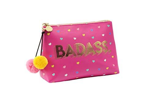 Trousse de Toilette « Badass » de la Gamme Sweet Tooth de CGB Giftwares - Maquillage - Femme - GB01963