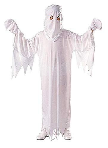 RG Costumes Child Ghost Halloween Costume, Medium/8-10