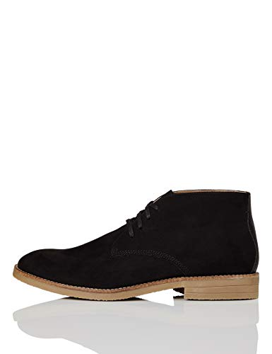 find. Heavy Rand Botas Desert, Color Negro, 39/40 EU