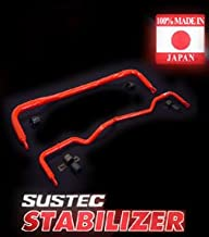 Tanabe TSB019R Sustec 27.5mm Diameter Rear Sway Bar for 1990-1995 Toyota MR-2 SW20