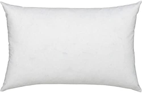 Premium Feather and Down High material Pillow Decorative Columbus Mall Throw Stuffer Insert