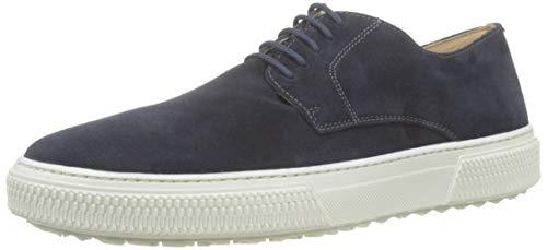 Frau Sneakers, Sneaker a Collo Alto Uomo, Blu (Blu Blu), 45 EU