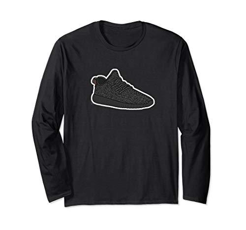 YZY 350 Static Long Sleeve T-Shirt