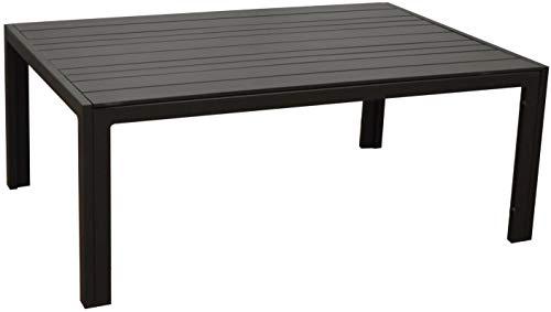 Proloisirs Table Basse MT alu - Gris