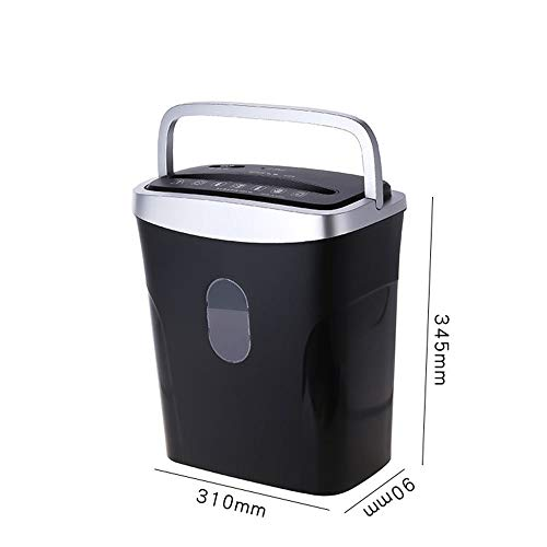 Fantastic Deal! HDKD Mini Shredder Shredder Office Shredder Small Shredder Shredder Classic Style En...