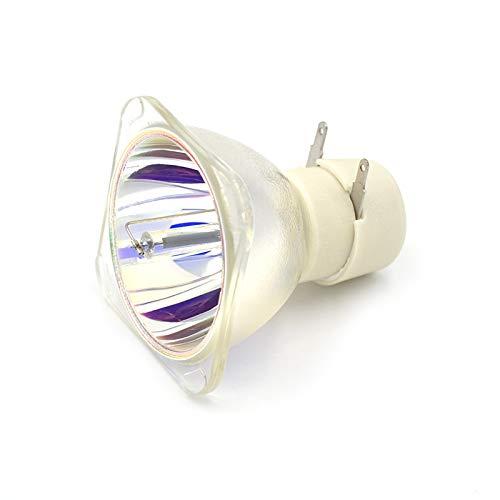 CXOAISMNMDS Lámpara de proyector MP511 + MP51P MP511 Compatible MP512 MP512ST MP513 MP513 Fit para BenQ Projector Bulb Lamp Reemplazo de la Bombilla del proyector