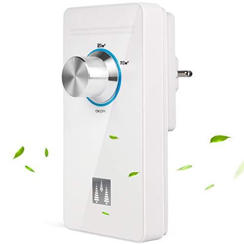 Air Ozonizer purificador de aire con conector, desodorizador, generador de ozonizador, esterilizador de ozonizador en casa, elimina el olor formaldehído para dormitorio, en casa, oficina