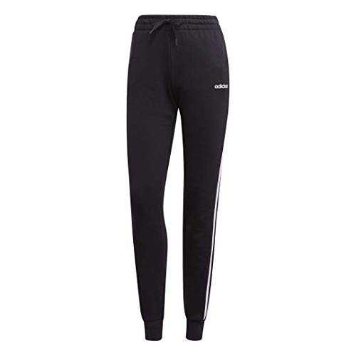adidas Pantalones de Forro Polar de 3 Rayas para Mujer Essentials
