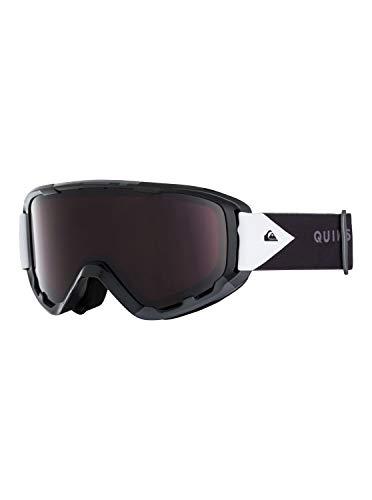 Quiksilver Sherpa-Snowboard/Esquí Máscara para Hombre, True Black, 1SZ
