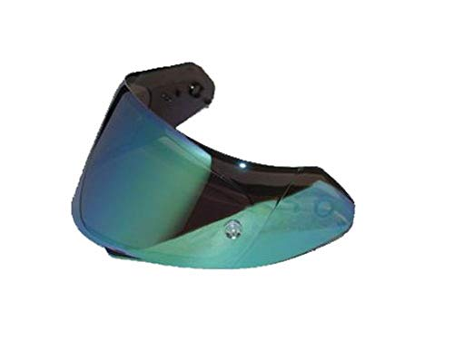 Scorpion ELLIP-TEC FaceShield Mirrored Green Maxvision (KDF14-2)