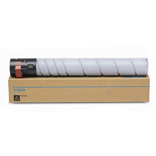 SSBY Compatible para Konica Minolta TN322 Sustitución del Cartucho de tóner, para Uso con BIZHUB 224 364 284 Black