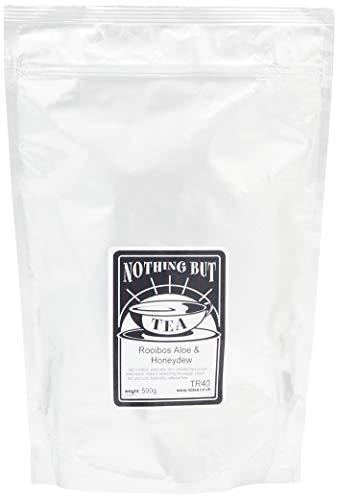 Nothing but Tea Rooibos Aloe & Honeydew Herbal Infusion Pouch, 500 g
