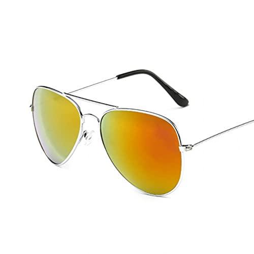 LUOXUEFEI Gafas De Sol Gafas De Sol Mujer Espejo Gafas De Sol Para Mujer Gafas De Sol Mujer Negro